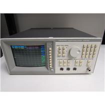Wavetek 8003 Precision Scalar Analyzer Option: none