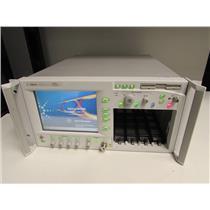 Agilent 86100A Infiniium DCA Wide-Bandwidth Oscilloscope Opt 001