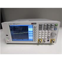 Agilent N9322C Spectrum Analyzer 9kHz-7GHz Opt G01, PFR