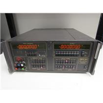 Datron 4707 Multifunction Standard Calibrator Opt 17, 27