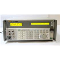 Fluke 5820A Oscilloscope Calibrator with 5 Channel 2.1 GHz Bandwidth Options