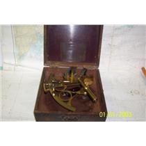 Boaters Resale Shop of TX 1902 0275.01 VINTAGE CASSENS & PLATH SEXTANT & CASE