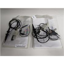 Tektronix P6139A Passive Probe, 500 MHZ, 10X, WITH READOUT, qty 2, #1