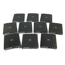 Lot of 10 Cisco AIR-LAP1242AG-A-K9 Aironet 1240 Dual Band Wireless Access Point
