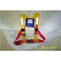 Boaters Resale Shop of TX 1901 1755.02 WEST MARINE MEDIUM SAILING HARNESS