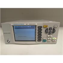 Rohde & Schwarz NRP Power Meter