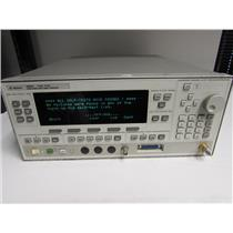 Agilent HP 83640L Synthesized Sweep Signal Generator, 10 MHz to 40 GHz, Opt None