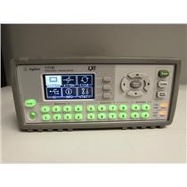 Agilent 11713C LXI Attenuator / Switch Driver