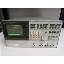 HP 3577A Vector Network analyzer, 5 Hz to 200 MHz