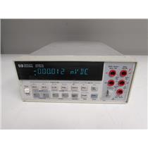 HP 34401A Digital Multimeter, 6½ Digit, #2