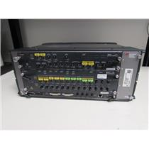 Keysight M9505A AXIe Chassis Opt U20 w/ M8041A, M8062A Module, opt BU2