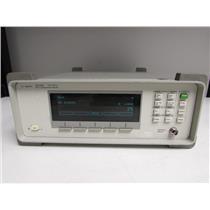 Agilent 86120C Multi-Wavelength meter 1270nm to 1650nm