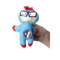 Mad Surgeon Squeezy Stuffed Monster Doll