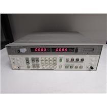 HP 8903B Audio Analyzer, 20hz-100khz