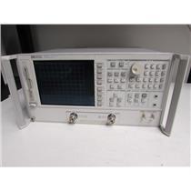 Agilent HP 8753E Network Analyzer, 30 kHz to 3 GHz w/ Opt 1D5