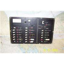 Boaters' Resale Shop of TX 1904 0252.02 ASTRO AC & DC BREAKER PANEL ASSEMBLY