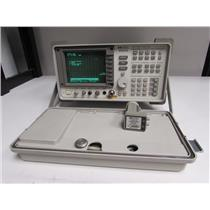 Agilent HP 8563A Spectrum Analyzer, 9 kHz to 26.5GHz w/ 11970Q mixer