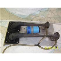 Boaters' Resale Shop of TX 1904 0755.01 AFI DUAL AIR HORN ASSEMBLY WITH CUT HOSE