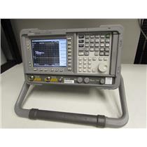 Agilent E4402B Spectrum Analyzer, 9KHz- 3.0GHz, w/ Tracking Generator