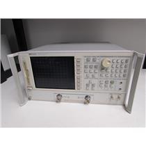 Agilent HP 8753E Network Analyzer, 30 kHz to 6 GHz w/ Opt 006