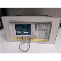 Agilent 8563EC Spectrum Analyzer, 9 Khz - 26.5 GHz, rack mounted