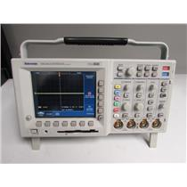Tektronix TDS3014 DPO Oscilloscope 100 MHz 1.25 GS/s 4CH