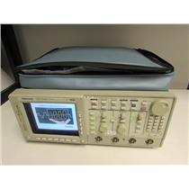 Tektronix TDS754D Digital Oscilloscope, 500MHz, 4CH opt 13, 1F, 2F