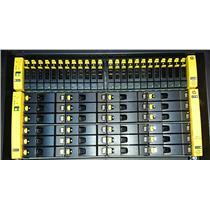 HP 3PAR StoreServ 8440 SAN Disk Array w 24x 480GB SAS SSD / 26x 6TB HDD TESTED