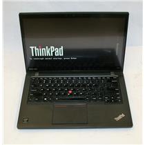 Lenovo ThinkPad Ultrabook T440s Intel Core i7 4th 12GB 256GB Backlit KB BT WiFi