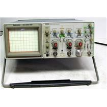 TEKTRONIX 2235 AN/USM-488 100MHZ 2 CH OSCILLOSCOPE