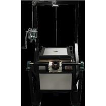 1000+Lbs Gold Electric Tilt Furnace Melting Tilting Pour Silver-Ore MYOGBTL225