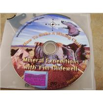 """Tim Glidewell Teaches """"How to Stake a Mining Claim"""" DVD Prospecting Gold"""
