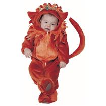 Adorable Lion King Toddler Costume 1-2 Small Jumpsuit