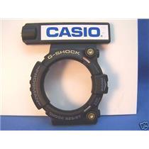 Casio Watch Parts Bezel/Shell GW-225 Frogman Black