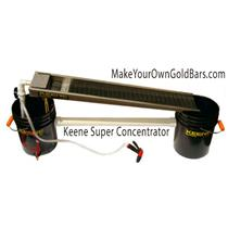 Keene Engineering KSCR Super Concentrator - Gold in Black Sands Cleaning Machine