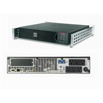APC SURTA2000RMXL2U SMART-UPS ON-LINE 2000VA 1400W 120V 2U POWER BACKUP