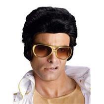 50's Rock-N-Roll Elvis Star Costume Wig