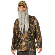 Men's Duck Hunting Season Hunter Forest Adult Costume Jacket Size XL