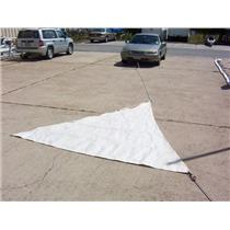 Boaters Resale Shop Of Tx 1109 0610.92 H.O. headsail Luff: 10-7