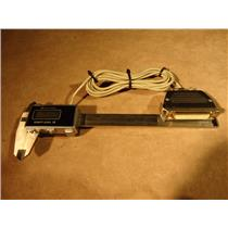 "Brown & Sharpe Digit-Cal II; 0 - 6"" Digital Caliper w/ Cord"