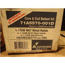 ADVANCE 71A5570-001D CORE & COIL BALLAST KIT