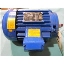 1.5 HP 1745RPM 230/460V ELEKTRIM ELECTRIC MOTOR 145TC Frame 60/50Hz