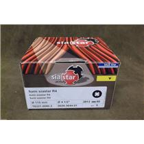 "Blueline 4-1/2"" Form Siastar R4 80g Grit / T6321.0080.2 / Box of 5"