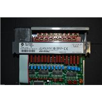 Allen Bradley SLC 500 Input Module 1746-IA16 SER C (red) 1746-1A16