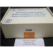 DOT SCIENTIFIC #SPP10- ST- PK SEROLOGICAL PIPETTE 10ML INDIVIDUALLY WRAPPED 200