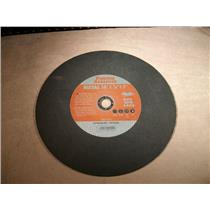 "Virginia Abrasives 424-16114, 14"" Metal Masonry Saw Blade"