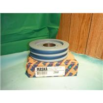 MASKA 2B60, DOUBLE BELT SHEAVE PULLEY USE WITH QD (SDS) BUSHING