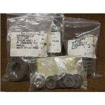 """Bosch Tri-Clamp Gaskets 1/2"""" to 1-1/2"""" inches / Total of 39 Gaskets"""