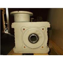 Zae Worm Gear Unit Part  Number  M 80 B / No Spline Adapter