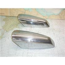 Boaters' Resale Shop of Tx 1404 0190.09 CENTURY CHROME PLATED COWL VENTS